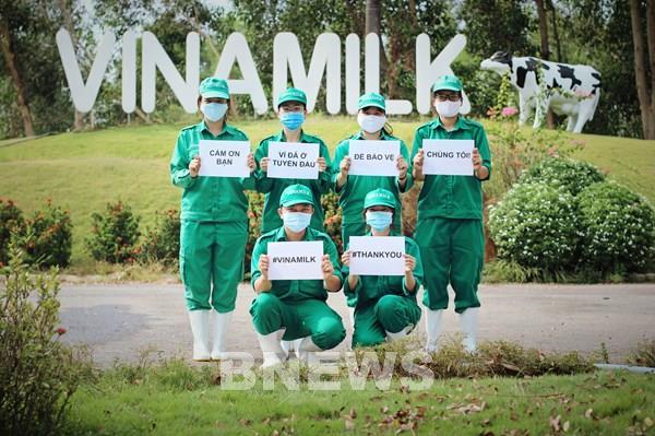 Vinamilk là một trong số thương hiệu nhà tuyển dụng hấp dẫn nhất Việt Nam