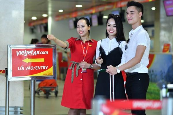 Kích cầu du lịch, Vietjet Air bán 200.000 vé ưu đãi