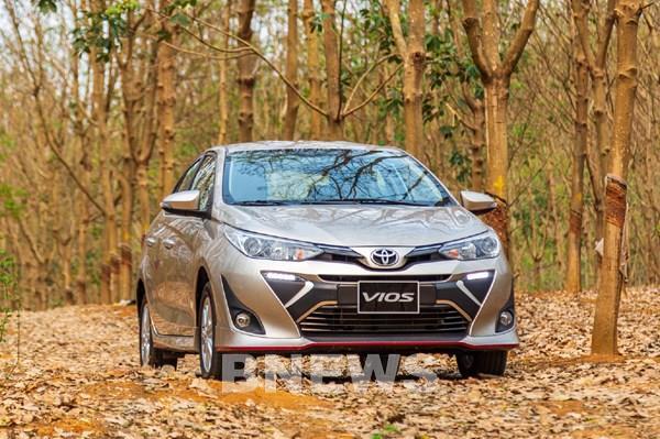 Top 10 xe bán chạy nhất thị trường ô tô Việt Nam