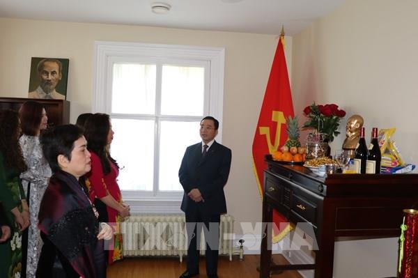 Phòng trưng bày Hồ Chí Minh tại Canada dự kiến khai trương vào ngày 2/9/2020