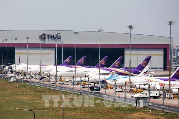 Thái Lan gia hạn cấm các chuyến bay quốc tế