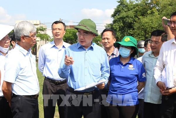 """TP Hồ Chí Minh """"tuyên chiến"""" với nạn xây nhà không phép trên đất nông nghiệp"""