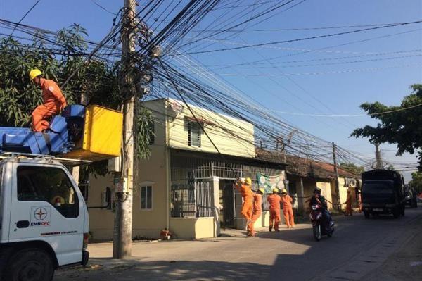 Lịch tạm ngừng cấp điện Khánh Hòa (Nha Trang) ngày mai 13/8