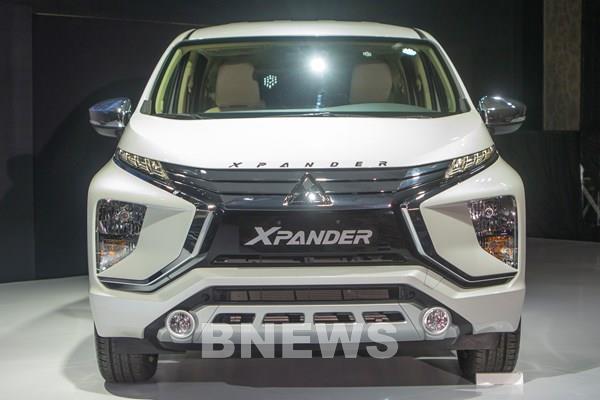 Mitsubishi Xpander đạt doanh số 25.000 xe sau hơn một năm về Việt Nam