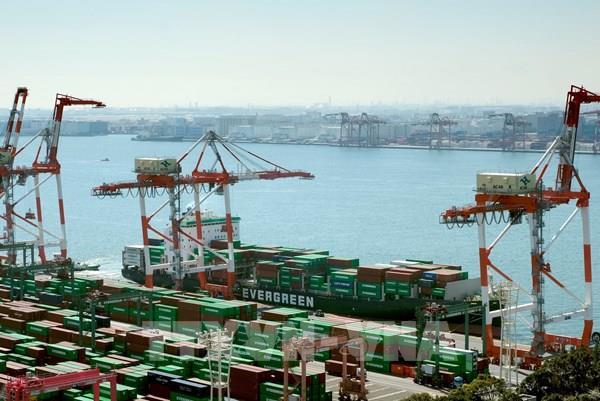 Kim ngạch xuất khẩu của Nhật Bản giảm mạnh nhất kể từ tháng 10/2009