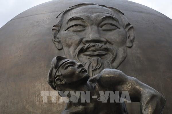 Quảng trường Hồ Chí Minh ở Moskva-Công trình độc đáo của tình hữu nghị Việt-Nga