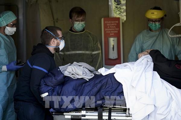Số người tử vong do dịch COVID-19 tại Bỉ cao nhất kể từ Chiến tranh Thế giới thứ 2