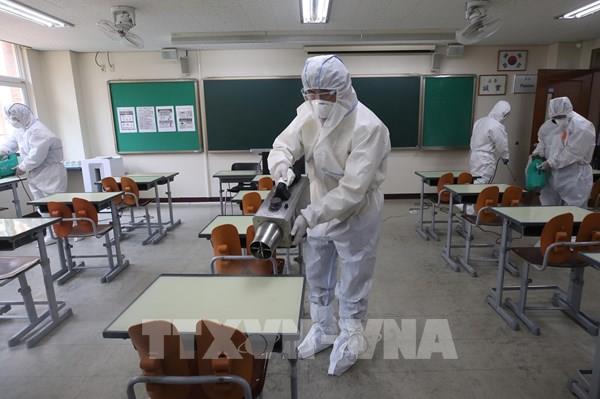 Hàn Quốc xác định không có nguy cơ lây nhiễm từ các ca dương tính COVID-19 trở lại