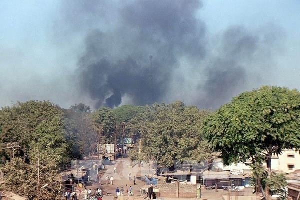 Hỏa hoạn nghiêm trọng ở Ấn Độ, ít nhất 7 người thiệt mạng