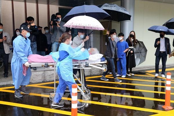 Hàn Quốc và Trung Quốc có thêm các ca nhiễm COVID mới