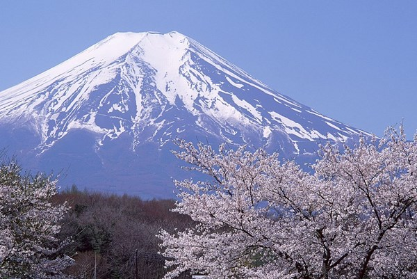 Núi Phú Sĩ (Nhật Bản) đóng cửa trong mùa leo núi năm 2020