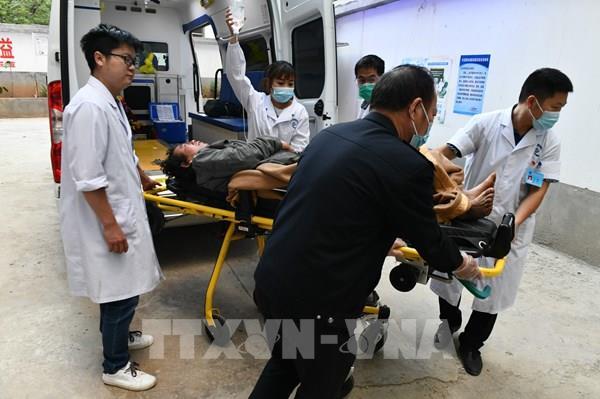 Trung Quốc: 14 thương vong trong trận động đất mạnh tại tỉnh Vân Nam