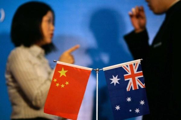 Australia khẳng định không có chiến tranh thương mại với Trung Quốc
