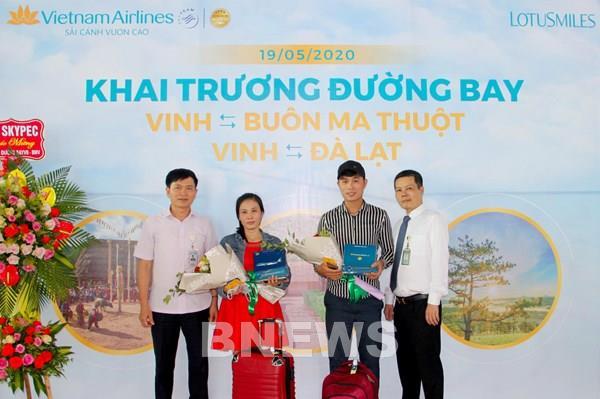 Vietnam Airlines khai trương 2 đường bay mới nhân dịp ngày sinh Chủ tịch Hồ Chí Minh
