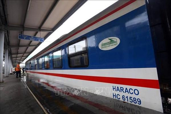 Đường sắt ưu đãi giá vé để hút hành khách