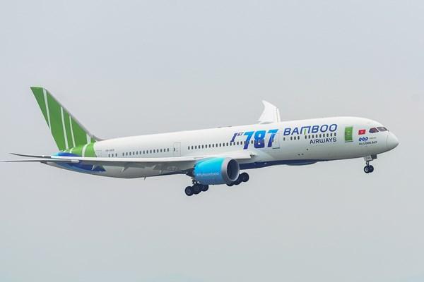 Bamboo Airways nhanh chóng trở lại với các đường bay
