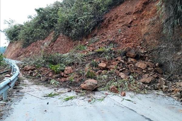 Cảnh báo nguy cơ lũ quét, sạt lở đất ở các tỉnh miền núi phía Bắc