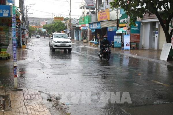 Dự báo thời tiết 10 ngày tới: Nhiều khu vực có mưa dông, đề phòng thời tiết nguy hiểm