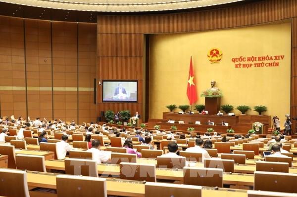 Kỳ họp thứ 9, Quốc hội Khóa XIV: Gắn kết kinh tế, thương mại, đầu tư Việt Nam và EU