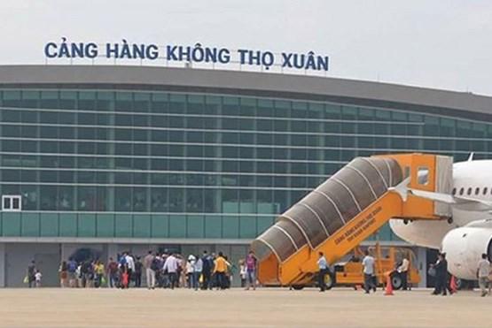 Cảng hàng không Thọ Xuân được quy hoạch là Cảng hàng không quốc tế