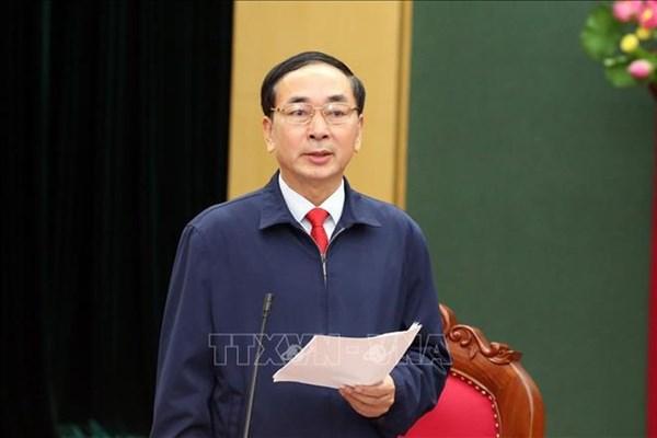 Thủ tướng Chính phủ bổ nhiệm Thứ trưởng Bộ Công an