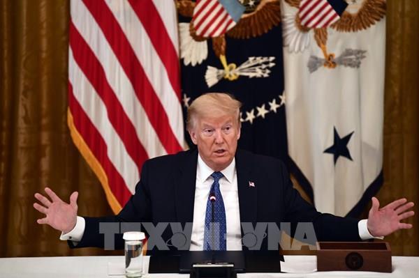 Bầu cử Mỹ 2020: Tổng thống cảnh báo rút ngân sách hỗ trợ các bang bỏ phiếu qua bưu điện