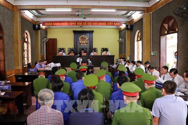 Vụ gian lận điểm thi tại Sơn La: VKSND tỉnh đề nghị mức án cao nhất từ 23-25 năm tù