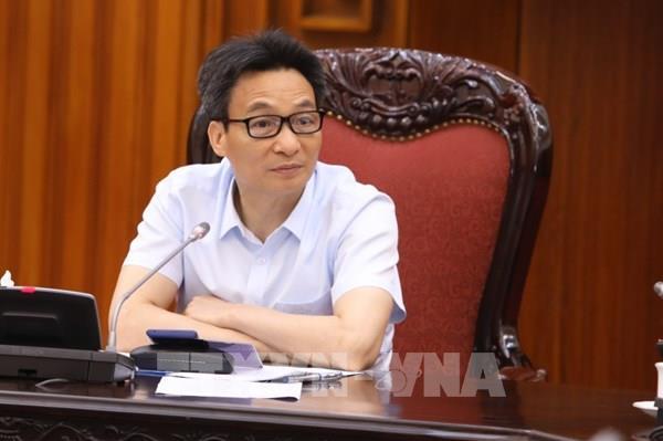 Phó Thủ tướng: Việt Nam kiểm soát tốt nhưng chưa chiến thắng dịch COVID-19