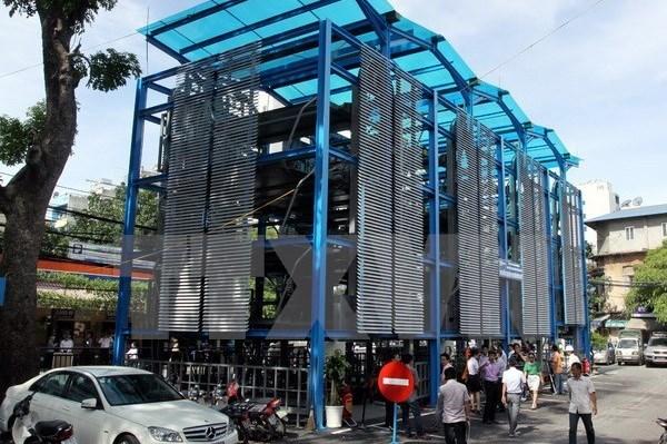 Hà Nội bổ sung thêm 2 bãi đỗ xe ngầm trong quy hoạch Trung tâm chính trị Ba Đình