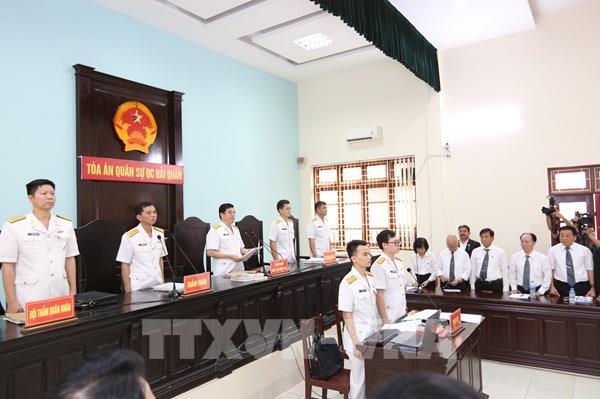 Xét xử sơ thẩm vụ án Đinh Ngọc Hệ: Bị cáo Nguyễn Văn Hiến bị xử phạt 4 năm tù