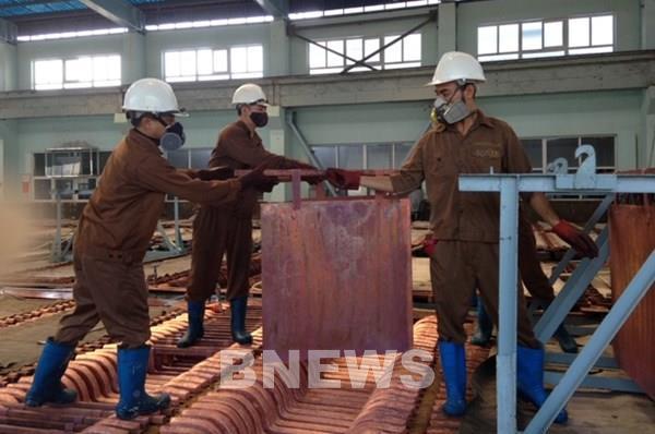 TKV ứng dụng công nghệ trong sản xuất phôi thép