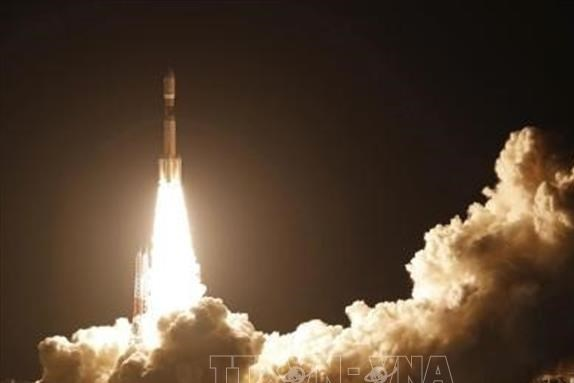 Nhật Bản phóng tàu vũ trụ chở hàng Kounotori lên trạm ISS