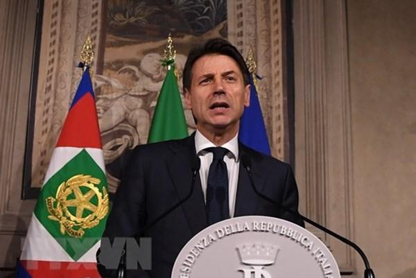 Italy mong muốn EU và IMF hỗ trợ nền kinh tế hậu COVID-19