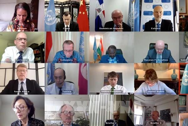Việt Nam chủ trì họp trực tuyến lần đầu tiên nhóm E10 và Tổng Thư ký Liên hợp quốc