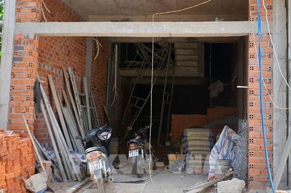 Phú Yên: Sập giàn giáo khiến 4 người bị thương