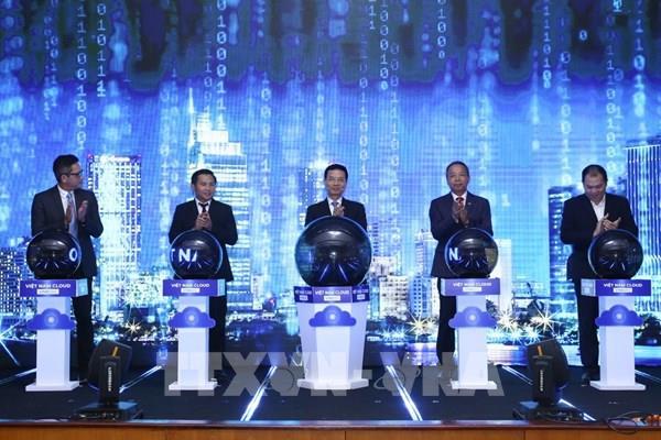 Việt Nam phát động chiến dịch chuyển đổi số bằng công nghệ điện toán đám mây