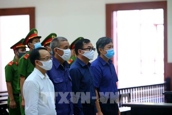 Tuyên án phúc thẩm vụ án tại dự án số 15 Thi Sách, TP Hồ Chí Minh