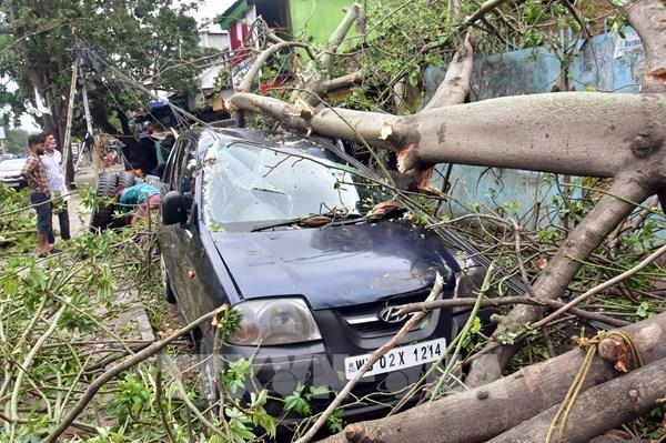Siêu bão Amphan khiến ít nhất 106 người ở Ấn Độ và Bangladesh thiệt mạng