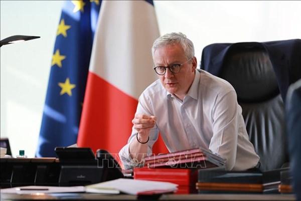 Pháp kêu gọi EU dừng thực hiện các quy định về ngân sách trong năm nay và năm tới