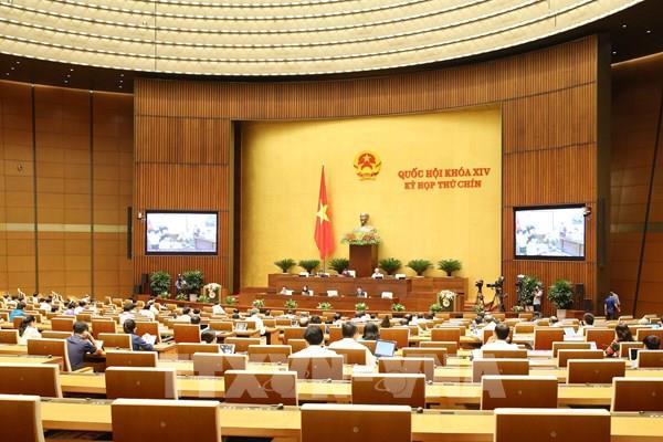 Kỳ họp thứ 9, Quốc hội khóa XIV: Quản lý hoạt động xây dựng theo hướng chuyên nghiệp