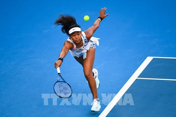 Tay vợt Naomi Osaka phá vỡ kỷ lục thu nhập hàng năm