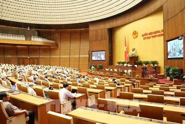 Hôm nay, Quốc hội cho ý kiến về thí điểm tổ chức mô hình chính quyền đô thị tại Đà Nẵng