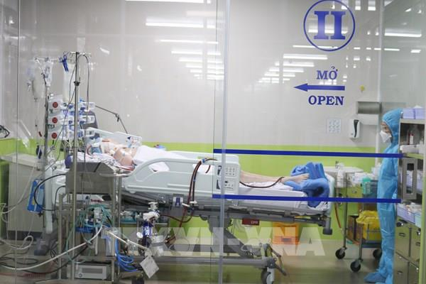 Dịch COVID-19: Bệnh nhân 91 còn rất nặng, phổi phục hồi không nhiều và chậm