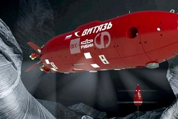 Nga kết thúc đợt thử nghiệm thiết bị lặn biển sâu nhất thế giới
