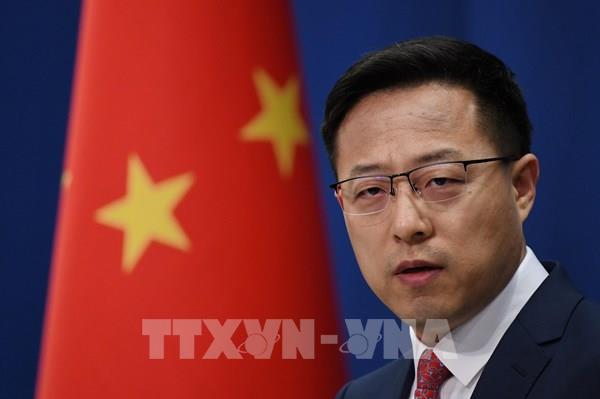 Trung Quốc phản đối hạn chế của Mỹ với các hãng hàng không