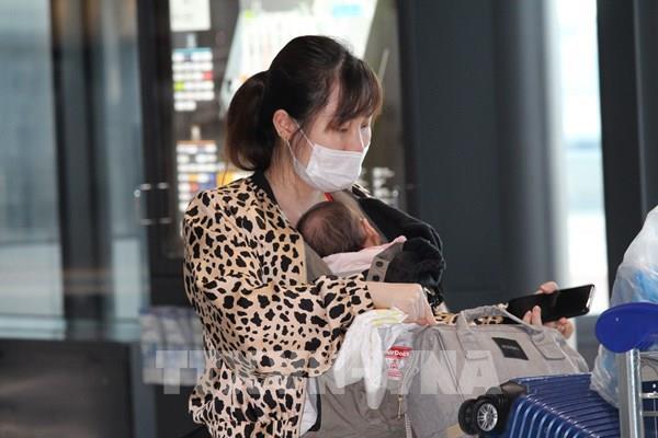 Hơn 340 công dân Việt Nam từ Nhật Bản được đưa về nước an toàn