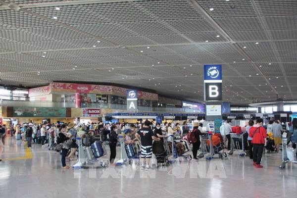 Đưa hơn 220 công dân Việt Nam từ Nhật Bản về nước