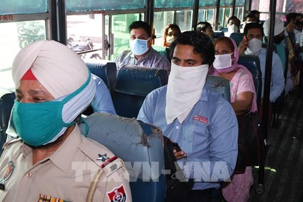 Số ca nhiễm mới tăng kỷ lục, Ấn Độ lọt tốp 10 quốc gia có ca nhiễm COVID-19 nhiều nhất