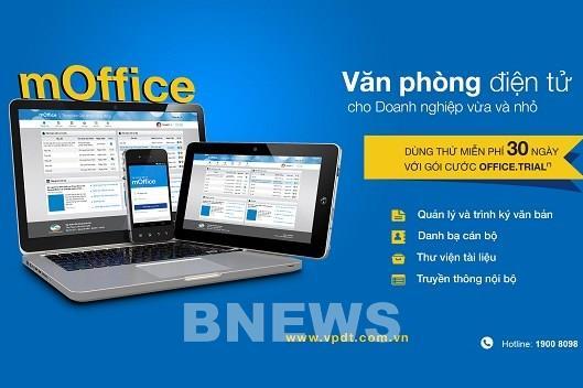 Viettel mOffice giúp Chính phủ tiết kiệm 1.100 tỷ đồng chi phí mỗi năm