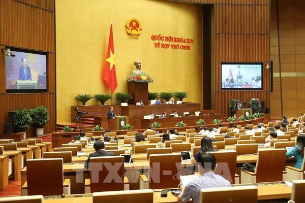 Kỳ họp thứ 9, Quốc hội khóa XIV: Trình Quốc hội nhiều báo cáo quan trọng